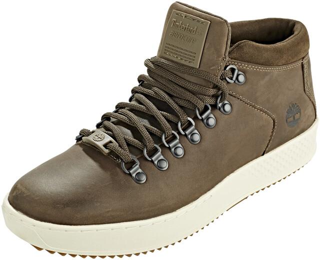 Timberland CityRoam Cupsole Chukka Shoes Men olive full grain